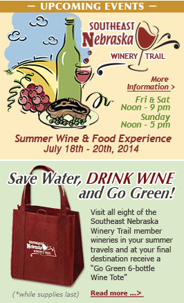 Southeast Winery Trail Events