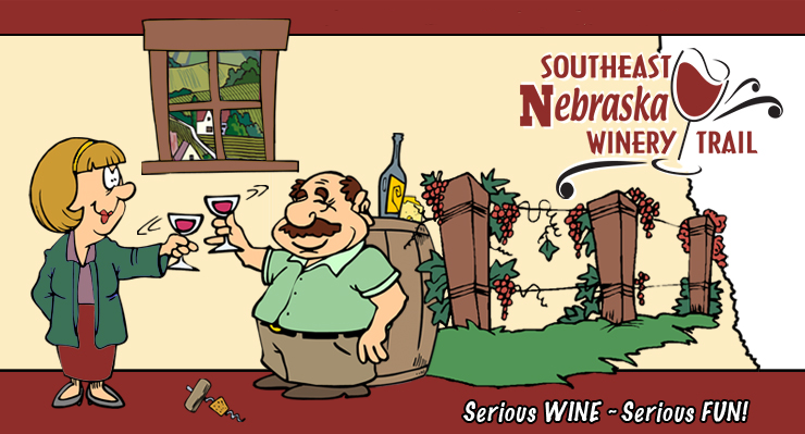 Southeast Nebraska Winery Trail