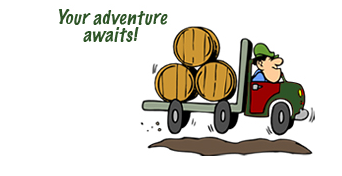 Let the wine trail adventure begin!